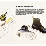 Dr Martens Stand Up For Different campaign for D&AD New Blood Awards
