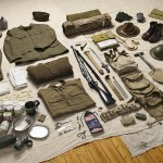 Equipment provided by: Lee Martin, historical adviser, collector and living historian (Short version: Lee Martin)