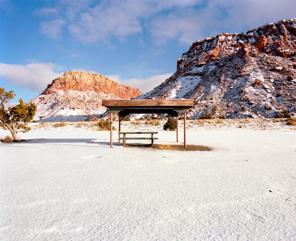 The Last Stop: Vanishing Rest Stops of the American Roadside, by Ryann Ford