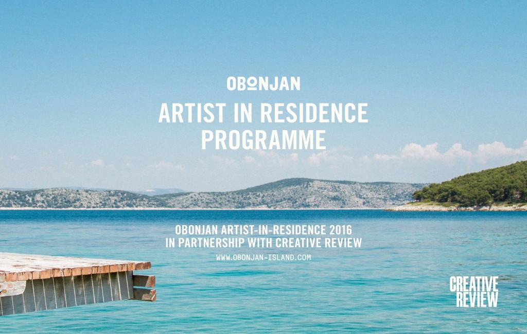 Obonjan artist-in-residence: last chance to enter