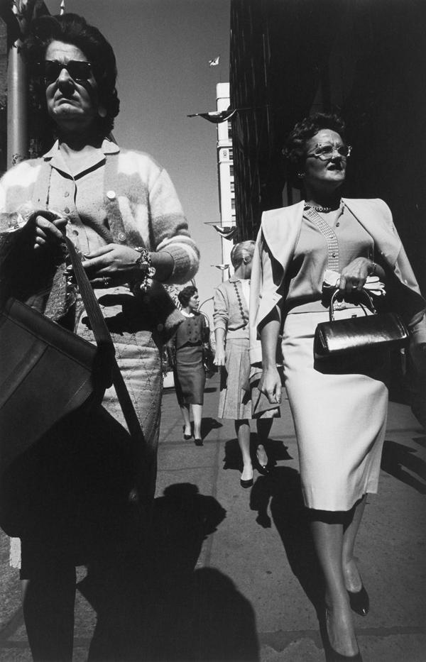Chicago, 1961, silver gelatin print