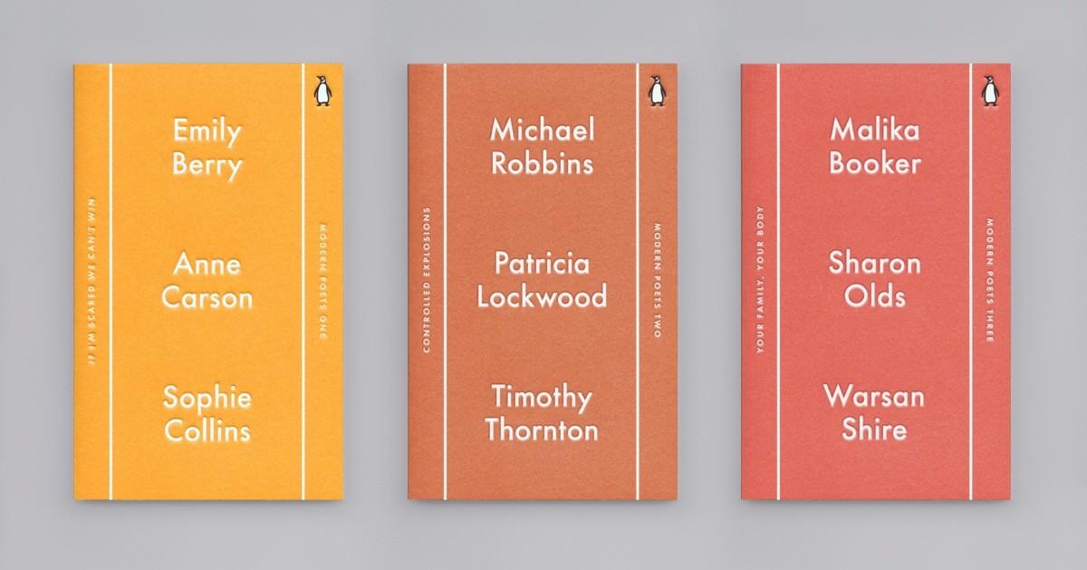 Penguin Modern Poets returns