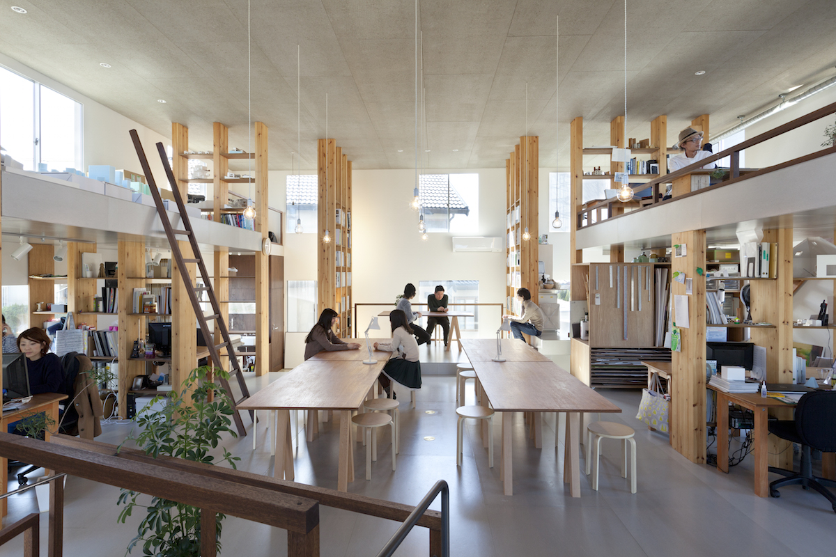 Mamiya Shinichi Design Studio in Nagoya, Japan