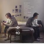 Prince's Trust 40 years print ad