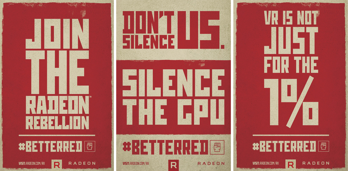 The gaming rebellion: Brand & Deliver's new campaign for Radeon