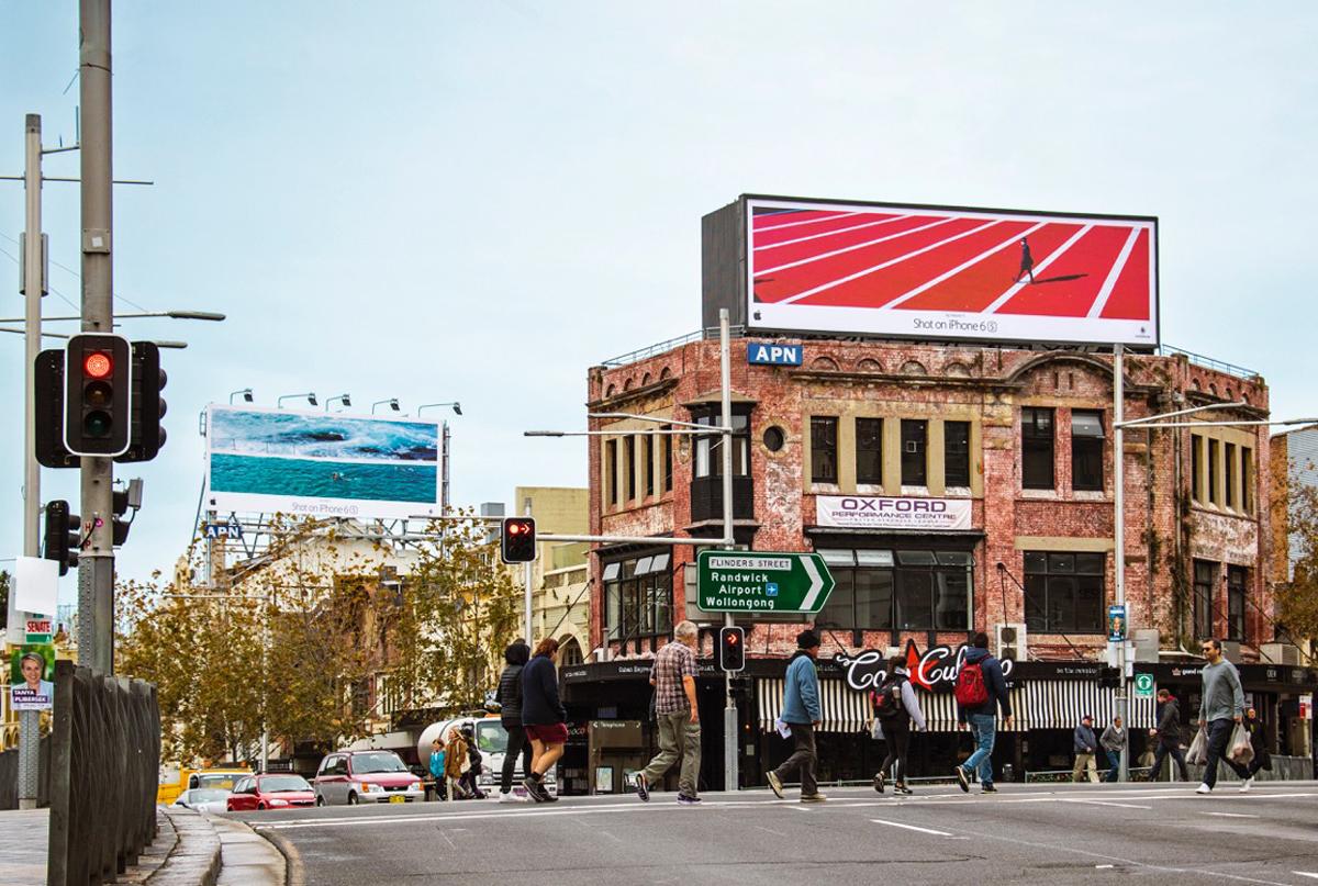 Shot on iPhone 6 Sydney Australia