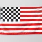 US racing flag