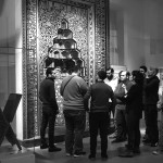Refugees from Iraq and Syria work as tour guides in Berlin museums