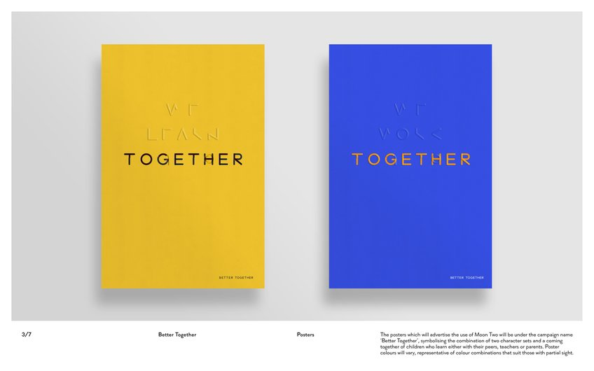 Better Together by Kegan Greenfield for D&AD New Blood Awards