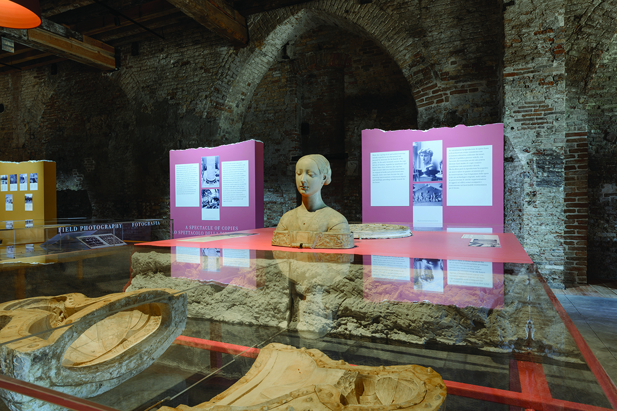 Exhibits from 'A World of Fragile Parts'