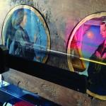 Factum Arte's Lucida 3D scanner recording works by Francesco del Cossa