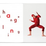 Silas Riener dances 'Changeling', a signature work by Merce Cunningham