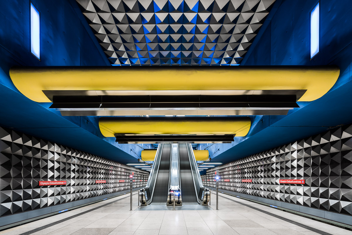 The Metro Project: some train stations really are ...