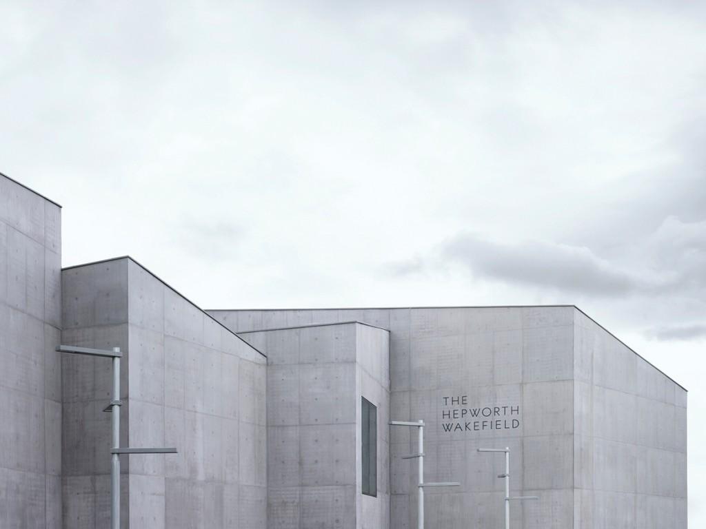 Hepworth Wkefield building