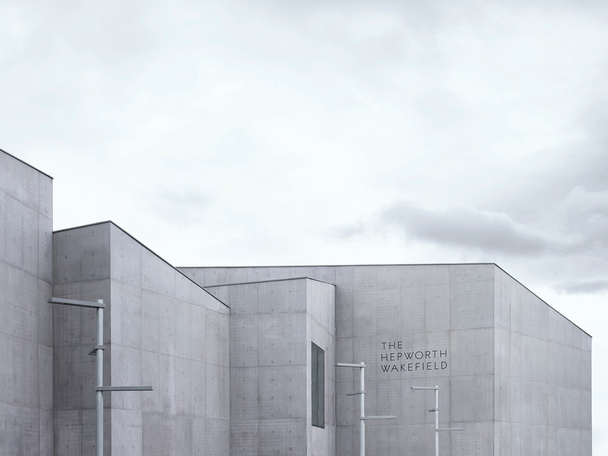 Five museums with great graphic identities