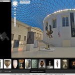 Google British Museum Street View