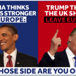 Remain ad Obama Trump