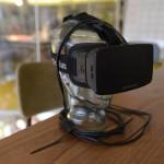 Oculus HD Prototype headset