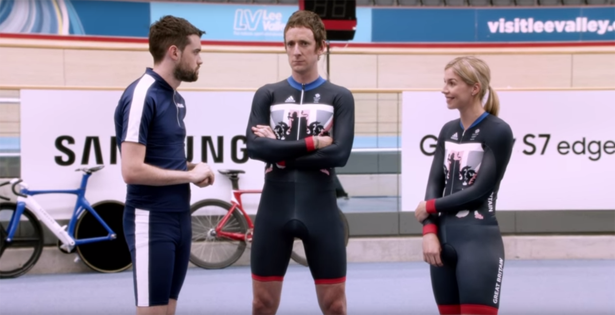 School of Rio: Jack Whitehall returns with Team GB athletes for Samsung's new Olympics campaign