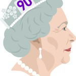 Emoji to celebrate the Queen's 90th birthday