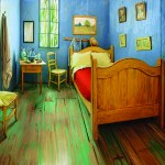 A tie-up between the Art Institute of Chicago and AirBnB, devised by Leo Burnett, gave visitors the chance to stay in a recreation of Van Gogh's bedroom