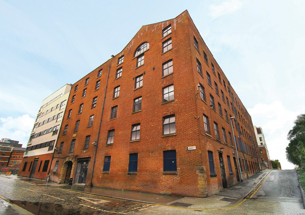 Beehive Lofts in Manchester's Ancoats