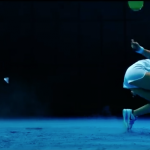 Former badminton player and Bollywood actress Deepika Padrone for Nike