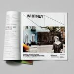 Branding for the whitney museum of american art
