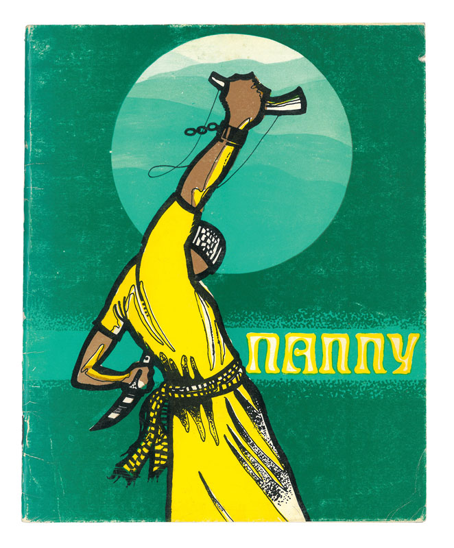 Book - Nanny – JAMAL Foundation 1977