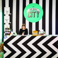 Alice Mayor at We Built This City who spoke at soho create offering advice for startups