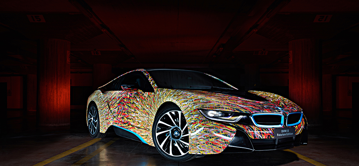BMW Futurism 2