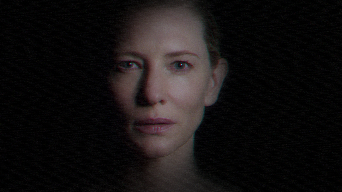 Cate Blanchett Massive Attack video