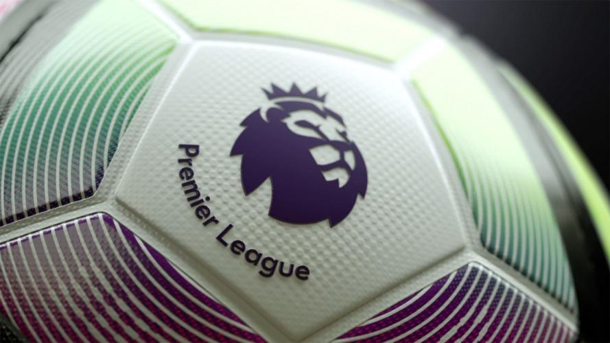Premier League lion logo animation