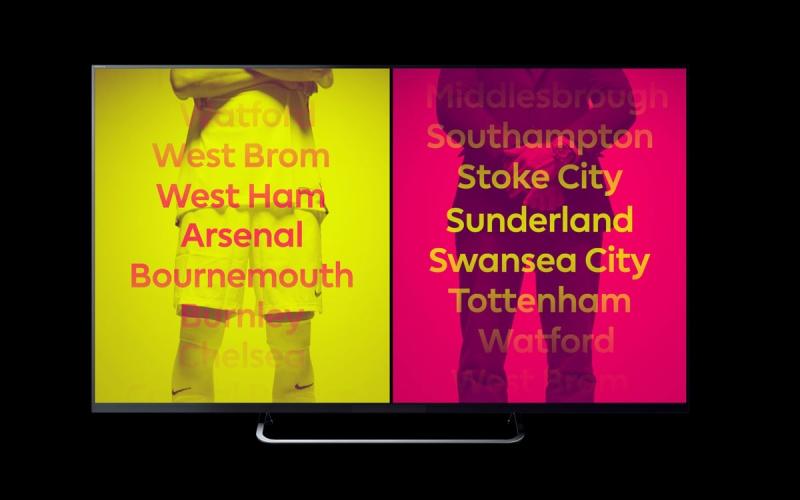 Premier League Preview show title sequence by DixonBaxi