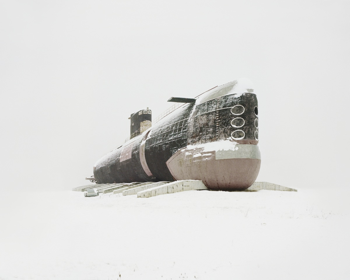 Danila Takatchenko, 12. The world's largest diesel submarine, 2015, from the Restricted Areas series, Courtesy of the artist-CRsite