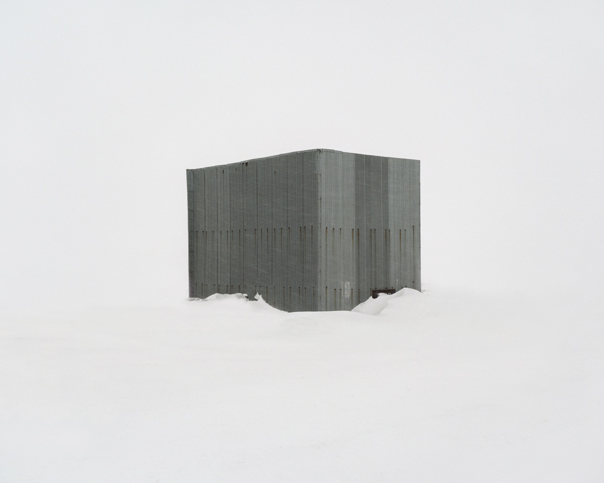 Danila Tkatchenko, 23. Sarcophagus over a closed shaft which is 4 km deep – was one of the deepest scientific shafts in the world at the time, 2015, from the Restricted Areas series, Courtesy of the artist-CRsite