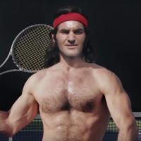 Roger Federer Mercedes ad