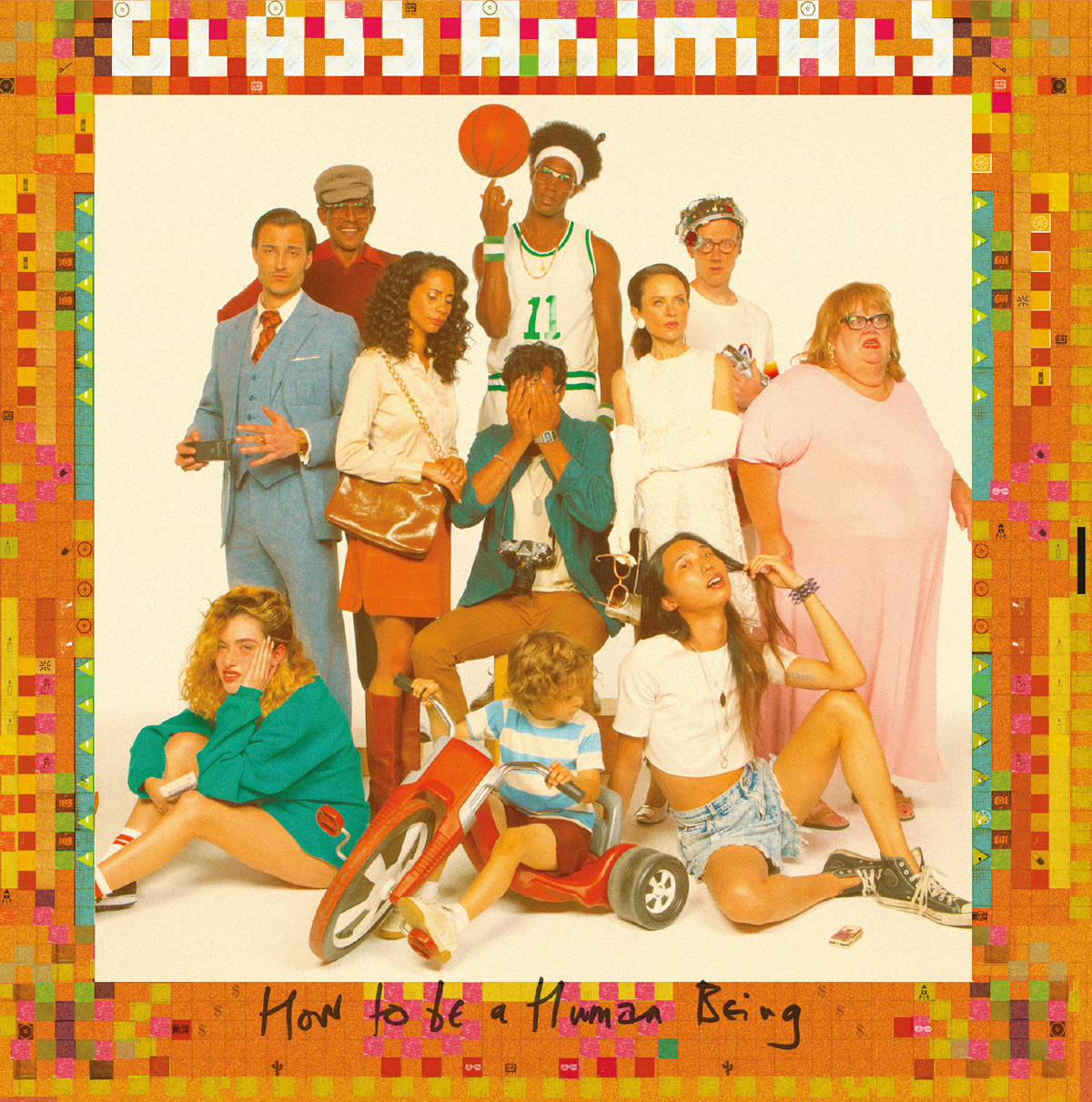 Glass Animals How To Be A Himan Being