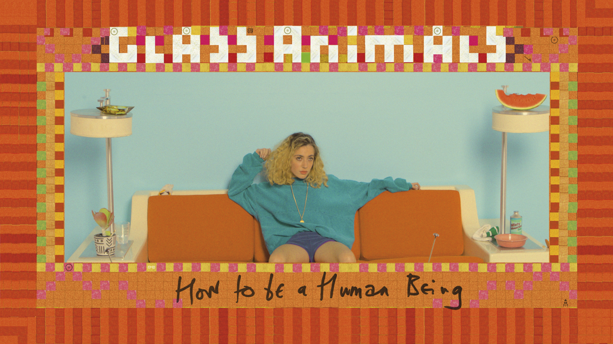 Artwork for How to be a Human Being by Glass Animals