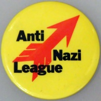 Anti-Nazi League badge. Leo Reynolds, Flickr