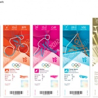 the olympics brand visuals of 2012