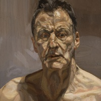 Image Credit: Reflection (Self Portrait), 1985 (oil on canvas), Lucian Freud, (1922-2011) / Private Collection / © The Lucian Freud Archive / Bridgeman Images