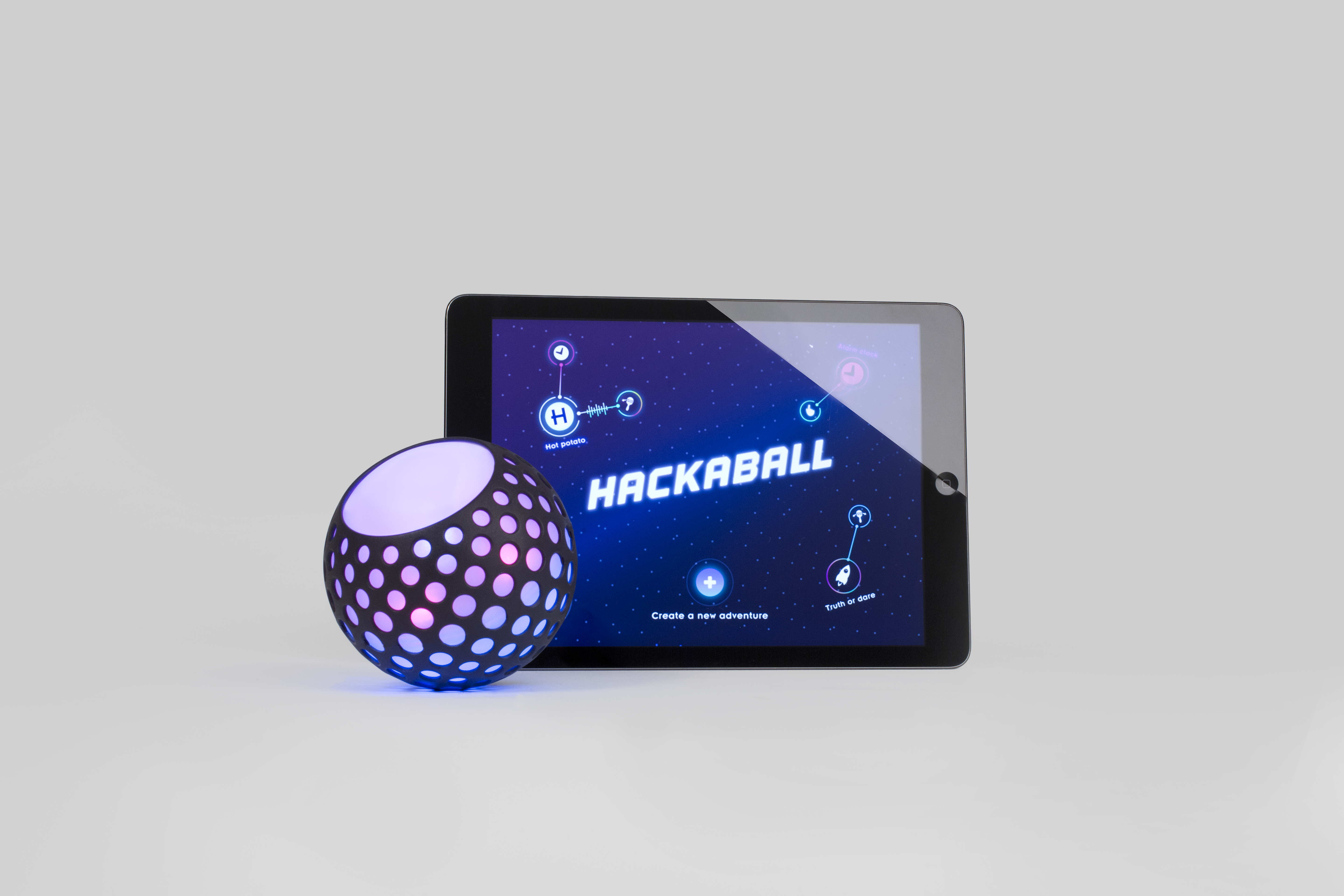 Made by Many's Hackable, which was the result of a successful kickstarter campaign