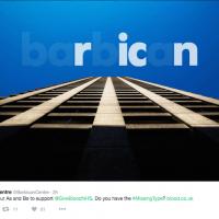 Barbican Missing Type NHS