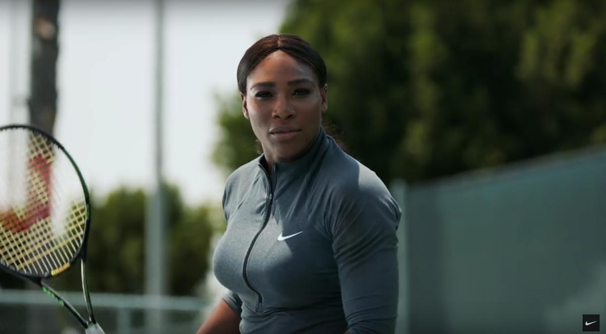 Nike Olympics ad 2016