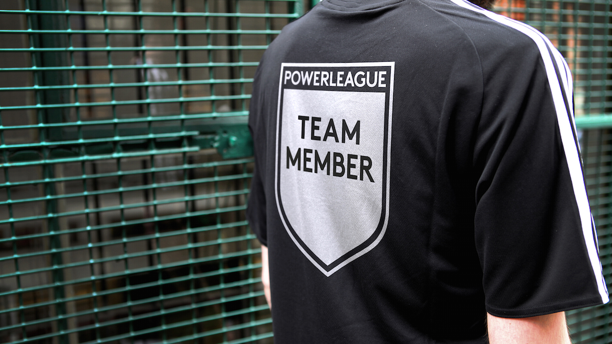 Powerleague Staff Uniform 2