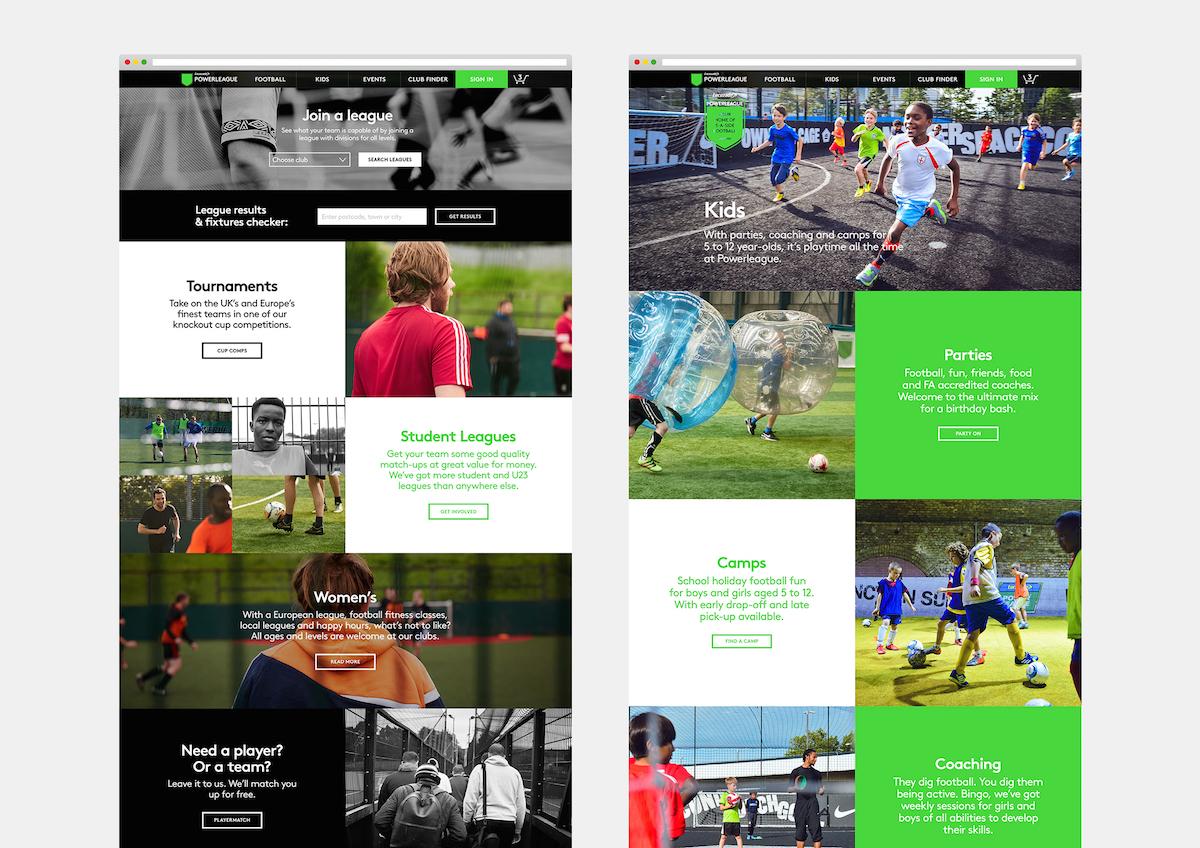 Powerleague Website 03