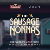 Sausage Nonnas app Uber