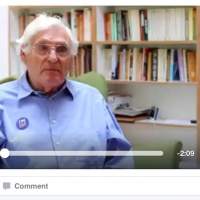 One of a series of videos created by the St Albans group, this one featuring Jack, 82, who was evacuated to St Albans in the second world war