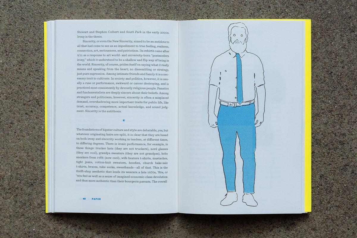 p98a Paper, by Susanna Dulkinys, Erik Spiekermann and Ferdinand Ulrich. Image: p98a.com